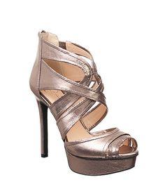 Jessica Simpson Cheere Sandal - Gunmetal #holiday #spark