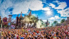 Tomorrowland 2017 – Weekend 1 Saturday