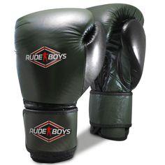 Guante Entrenamiento Rude Boys ARMY