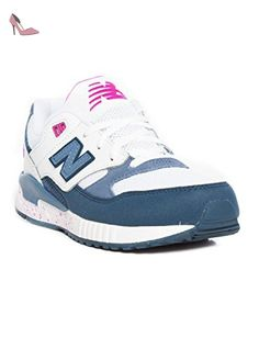 420 70s Running Suede, Sneakers Basses Mixte Adulte, Bleu (Turquoise), 38.5 EUNew Balance