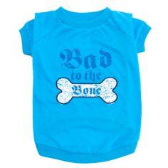 Bret Michaels Pets Rock™ Bad to the Bone Tee - PetSmart