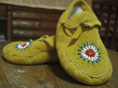 Child Moccasins, $20.00
