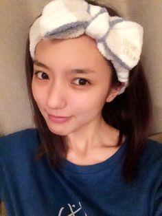 真野恵里菜 Erina Mano のすっぴん No-makeup
