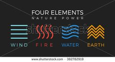 Find earth wind fire water stock images in HD and millions of other royalty-free stock photos, illustrations and vectors in the Shutterstock collection. Element Tattoo, Symbol Tattoos, Tatoos, 4 Elements, Four Elements Tattoo, Earth Symbols, Water Symbol, Earth Wind & Fire, Pattern Tattoos