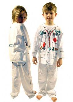 disfraz de medico niños