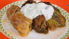 Cabbage Rolls - Good Chef Bad Chef