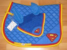 superman horse set