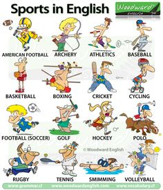 Sports in English