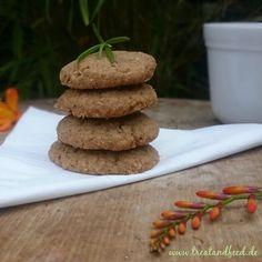 Shortbread mit Rosmarin - mit Vollkornmehl und nur wenig Zucker gebacken. | treatandfeed