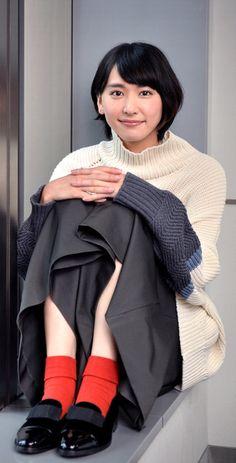 楽しんで、密な時間に 新垣結衣さん:朝日新聞デジタル