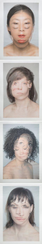 woven portraits by david samuel stern <3