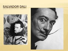 Salvador dali for kids