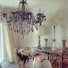 Z Gallerie In Your Home On Pinterest Deer Heads Side
