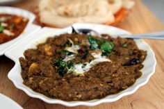 Chicken Chettinad at Caphe Bombay on Bui Vien Street
