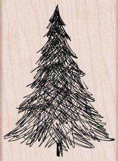 Hero Arts Pen and Ink Christmas Tree Woodblock Stamp by Hero Arts, http://www.amazon.com/dp/B00FOXXU5U/ref=cm_sw_r_pi_dp_bRDsub05T6C6G