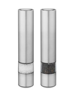 Cole & Mason Salt & Pepper Mills, Set of 2   - ELLEDecor.com