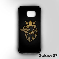 scania logo car gold for Samsung Galaxy S7 phonecases