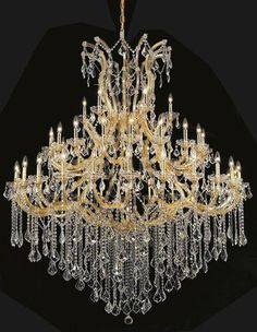 Buy inexpensive Discount crystal chandeliers at Kingdom Lighting USA today. Visit us now and check out the crystal chandeliers we have to offer.