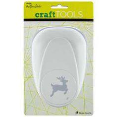 XXL Reindeer Craft Lever Punch