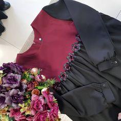 Пошили такое платье, думала посмотрю,понравится ли вам)) А тут его сразу же купили, и в одетом виде не успели сфоткать... Muslim Dress, Hijab Dress, Abaya Fashion, Muslim Fashion, Kids Gown, Abaya Designs, Girl Dress Patterns, Baby Girl Dresses, Designer Dresses