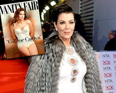 Vanity Fair cover star Caitlyn Jenner insisted ex Kris Jenner knew about her dressing in women's clothing, as well as her breast growth and hormone use long before the momager has claimed she discovered the truth; here are four ways they've disagreed.