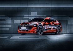 After the exciting Audi display at the Frankfurt Motor Show, the Audi e-tron Sportback will becoming to the 2019 LA Auto Show in November. Audi Q4, Aston Martin Suv, Porsche, E Motor, Bmw X4, Big Show, Limousine, Land Rover Defender, Audi Quattro