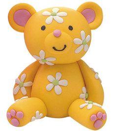 Oven Baked Clay Bear: march: Shop | Joann.com