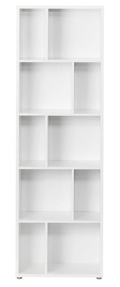 "Tvilum Twist 75.7"" Bookcase & Reviews 