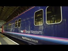 London to Scotland by Caledonian Sleeper train - YouTube