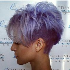 20 Short Hairstyle Color Ideas | http://www.short-haircut.com/20-short-hairstyle-color-ideas.html