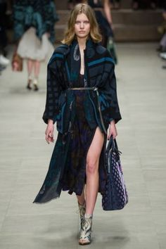 Burberry Prorsum Fall 2014 RTW Collection