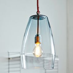 Glass Pendant Lamp by Deparso | MONOQI #bestofdesign