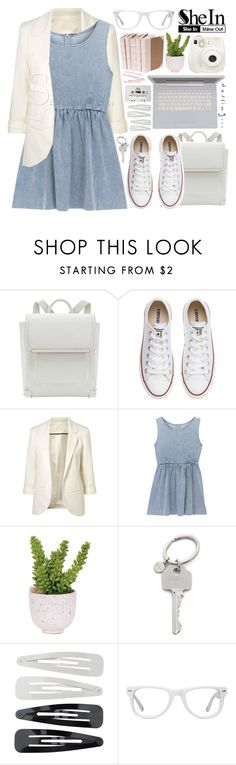 """So many things happening"" by alexandra-provenzano ❤ liked on Polyvore featuring Converse, Fuji, Lux-Art Silks, Paul Smith, Forever 21, Muse, CASSETTE and BOBBY"