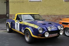 mostly cars, mostly alfas († Fiat 500, Sport Cars, Race Cars, Fiat 124 Spider, Course Automobile, Fiat Cars, Fiat Abarth, Turin Italy, Retro Cars