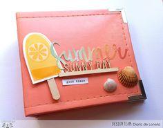 Diario de Loneta: Mini álbum IG: Summer