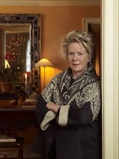 Bunny Williams - honorary chair for 2013 Antiques & Garden Show