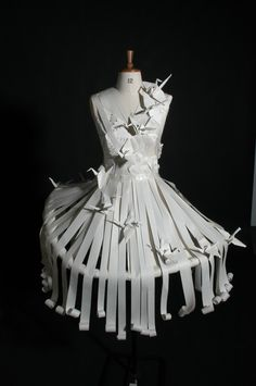 paper dresses - Google Search