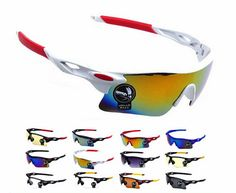 Men Women Cycling Glasses Outdoor Sport Mountain Bike MTB Bicycle Glasses Motorcycle Sunglasses Eyewear Oculos Ciclismo CG0501 - Mountain Bikes For Sale