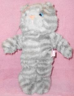 NOT JUST AN ORDINARY CAT plush cat by T.L. Toys