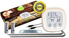 ONE DAY SALE Touchscreen Digital meat Thermometer by Natu…
