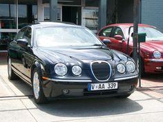 2004 Jaguar S-Type 3.0Lt SE - The Purr-fect Gift Shop