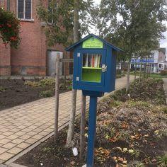 Boekenhuisje Lille aan de kerk / fietsenstalling