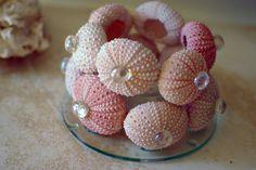 Sea Urchin Candleholder