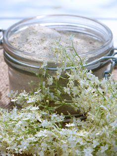 Sucre de fleurs de sureau