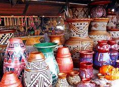 Marajoara ceramics - Marajó Island, Pará