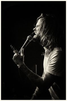Dallas Taylor of Maylene & the Sons of Disaster
