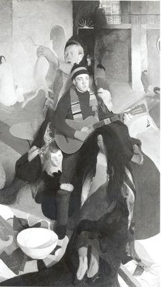 Interior, 1916 (65)   Edwin Dickinson, 1891–1978
