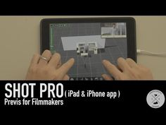 The New ShotPro App Brings Incredible Pre-Visualization Power to Your iPad & iPhone