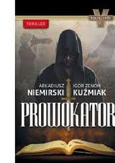 Okładka książki Prowokator