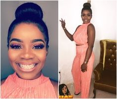 Nigerian super star Wizkids first baby mama Ogudu Shola shared these adorable photos as she stepped out for an event over the weekend.  #viralnewsportal #viral #trending